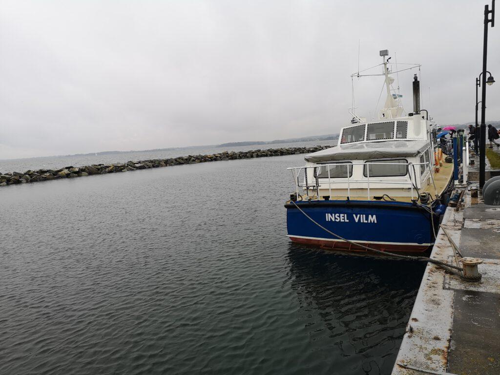 Ausflug Exkursion nach Insel Vilm von Lauterbach Hafen Treffpunkt