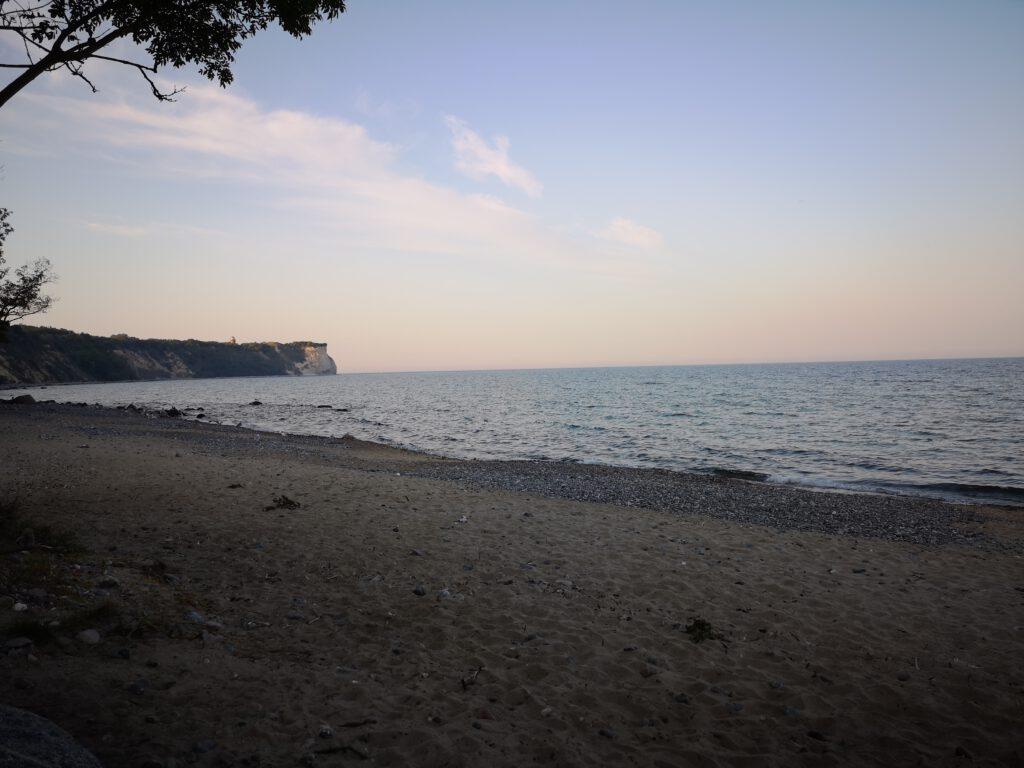 Ostsee Strand Vitt auf Ruegen