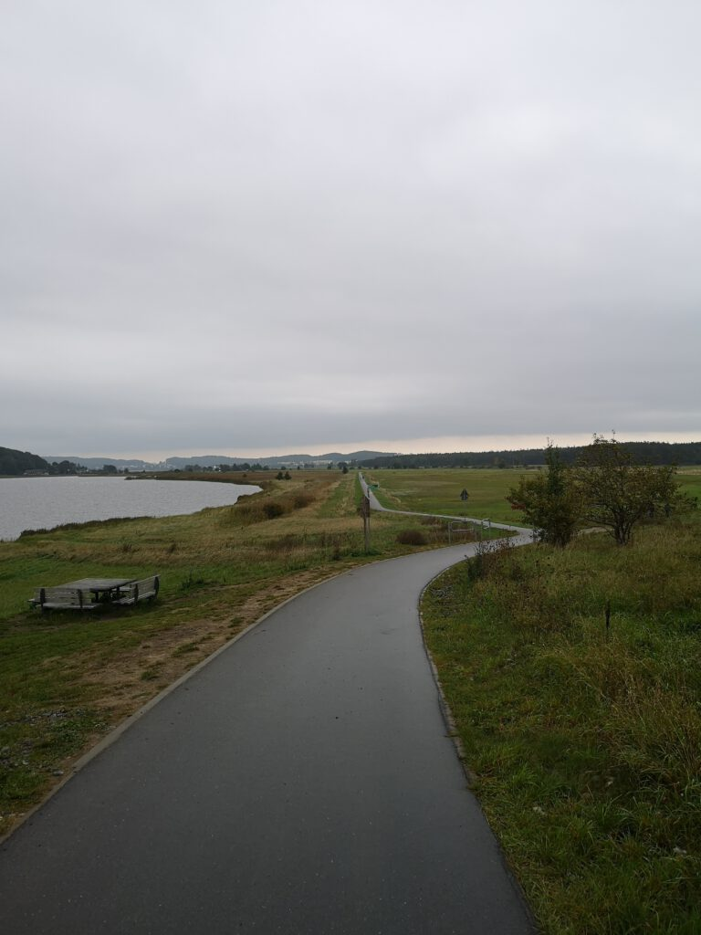 Reddevitz Radweg Ruegen