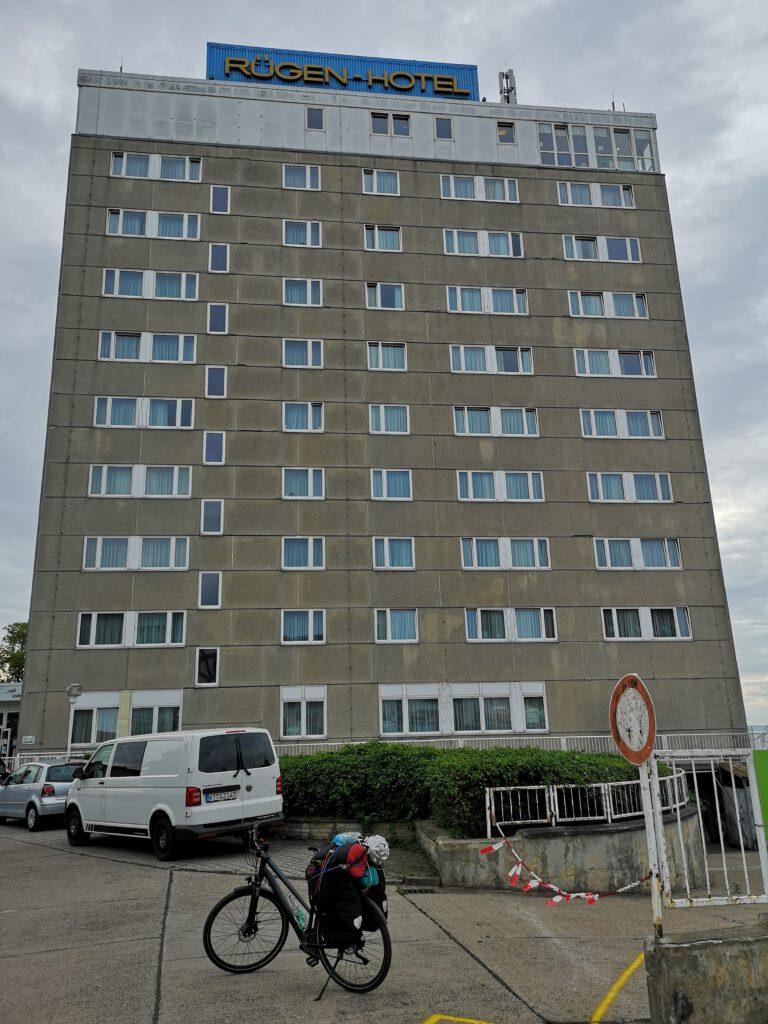 Ruegen-Hotel Sassnitz