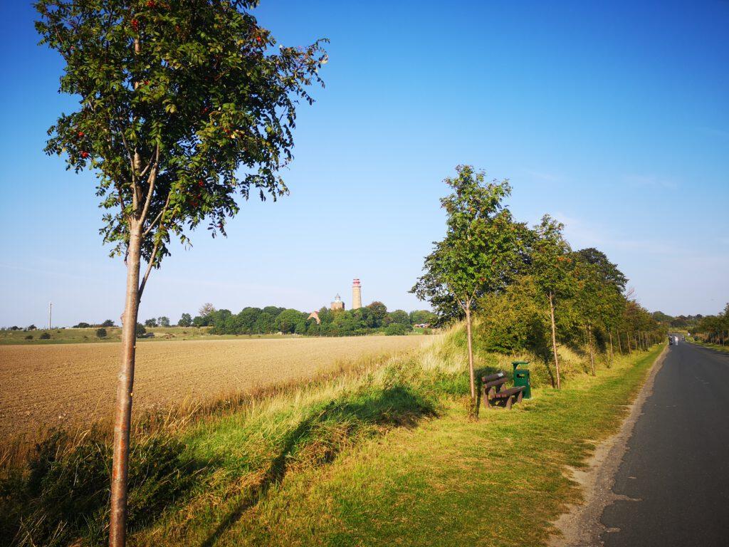 Radtour Ruegen Rundweg Kap Arkona Leuchtturm