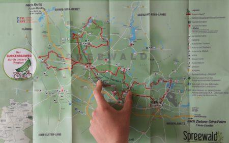 Gurkenradweg Spreewald Radtour